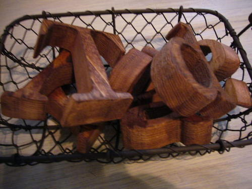 woodプレート