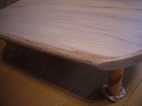 yu~chan テーブル ちゃぶ台?